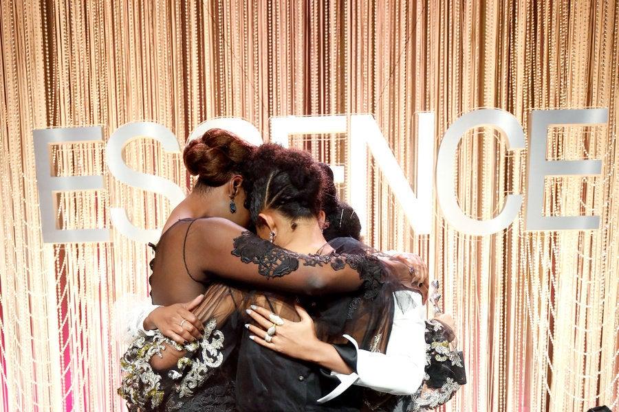 Issa Rae Aja Naomi King, Yara Shahidi and Janelle Monae's Prayer ...