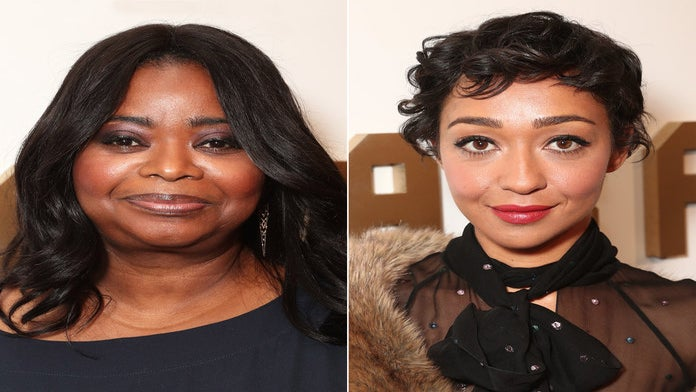 Ruth Negga and Octavia Spencer Drop Hints About Their Oscars Dresses