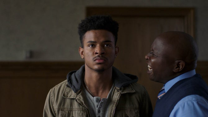 Netflix's 'Burning Sands' Review