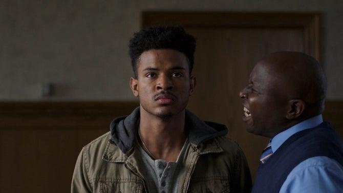 Netflix's 'Burning Sands' Review