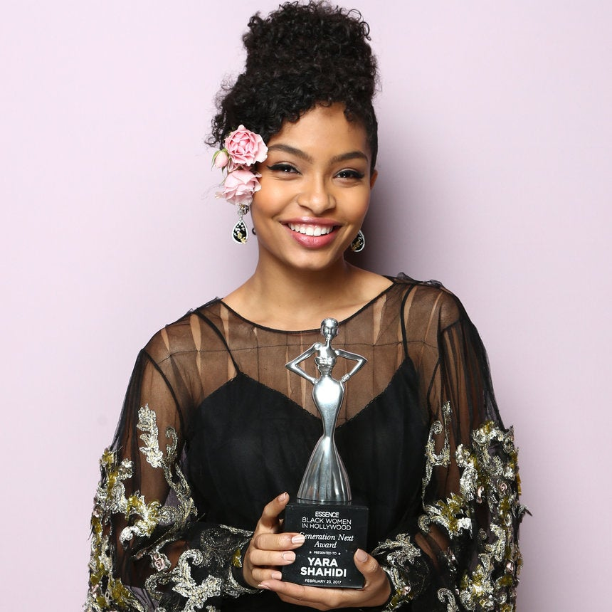 Yara Shahidi's 'Black-ish' Family Throw Her A Surprise Graduation Party!