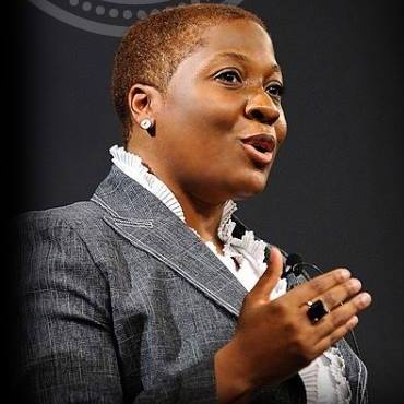 Jehmu Greene Eyes DNC Chair In Tomorrow's Race