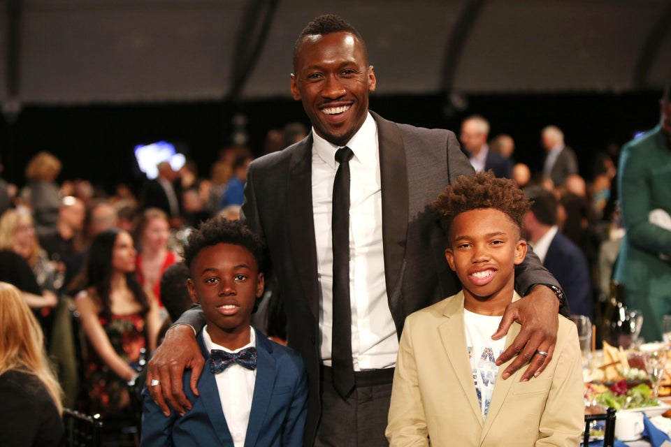 The Young Stars Of 'Moonlight' Head Back To School After Oscar Win