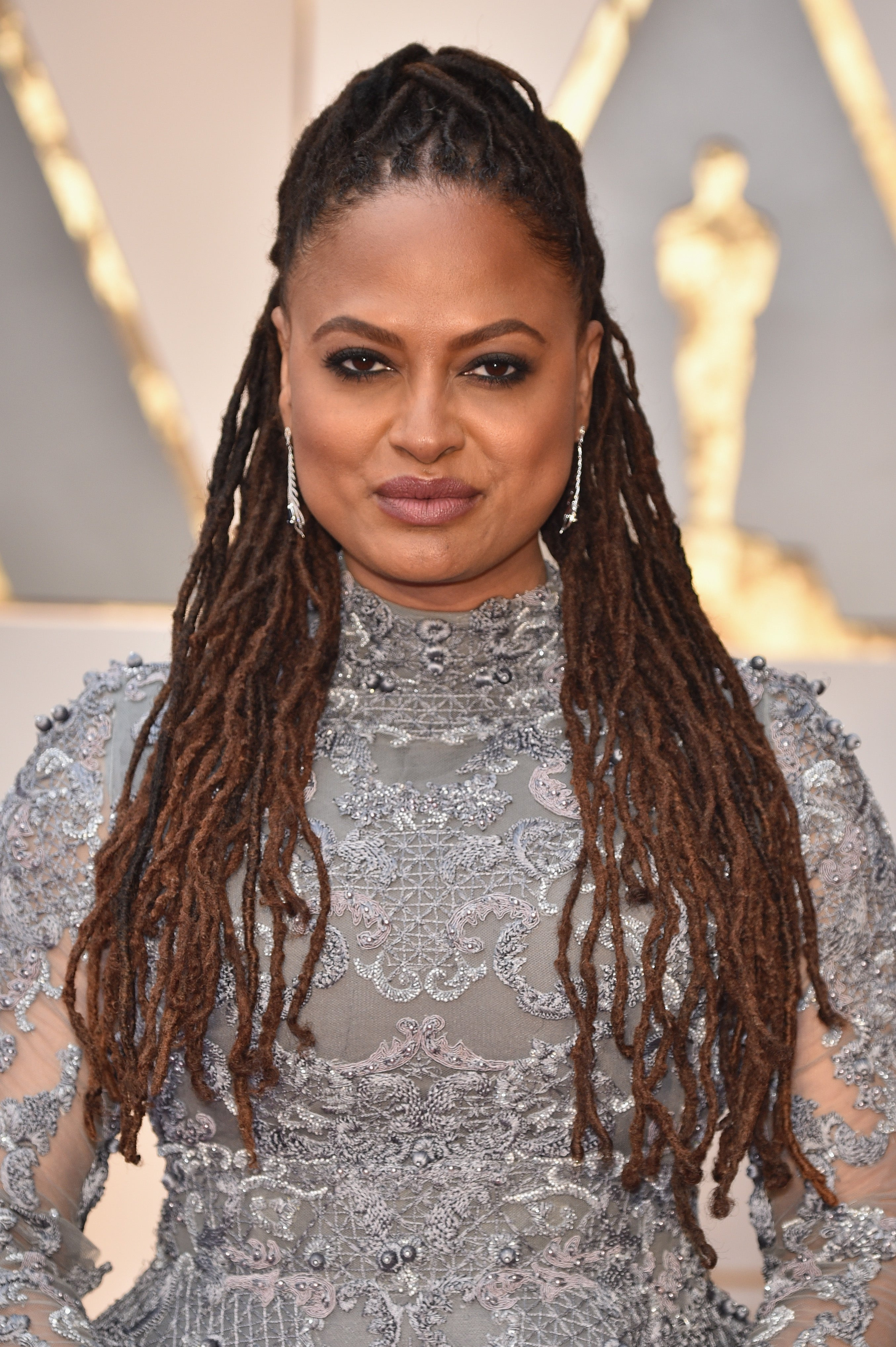 Ava DuVernay Wears Gown By Lebanese Designer at The Oscars Because She's Woke AF