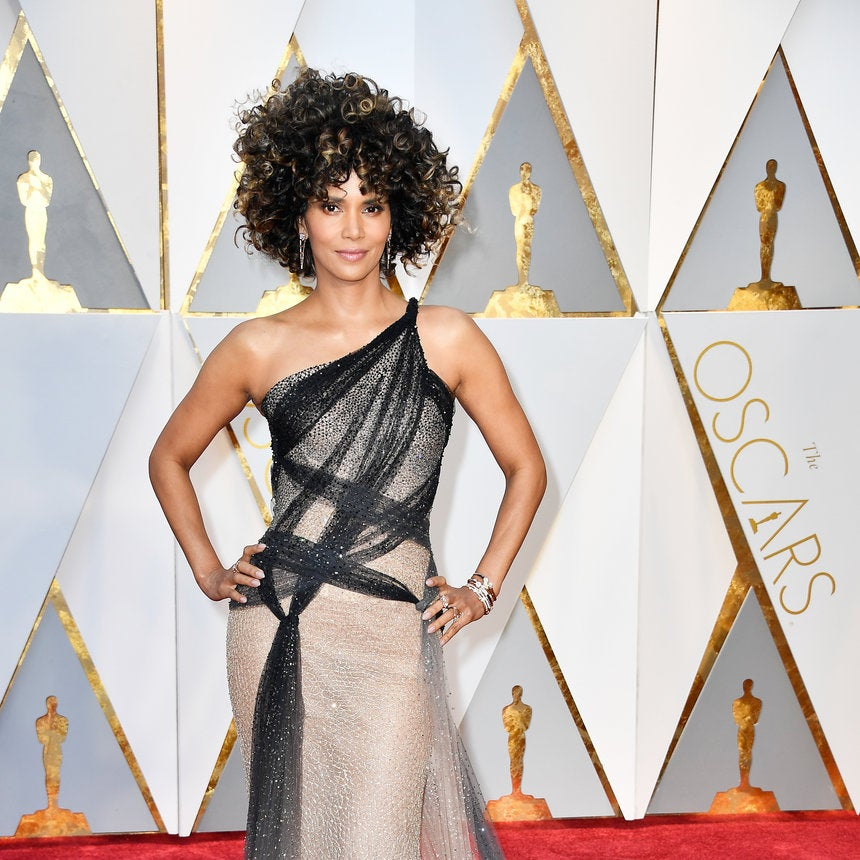 Halle Berry Defends Her Oscar Curls: 'I Celebrate My Natural Hair'