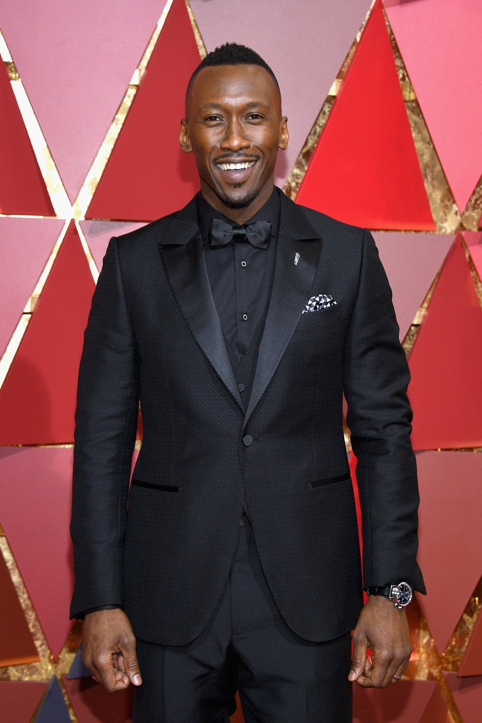 'Moonlight' Star Mahershala Ali Takes Home Oscar Gold For Best Supporting Actor