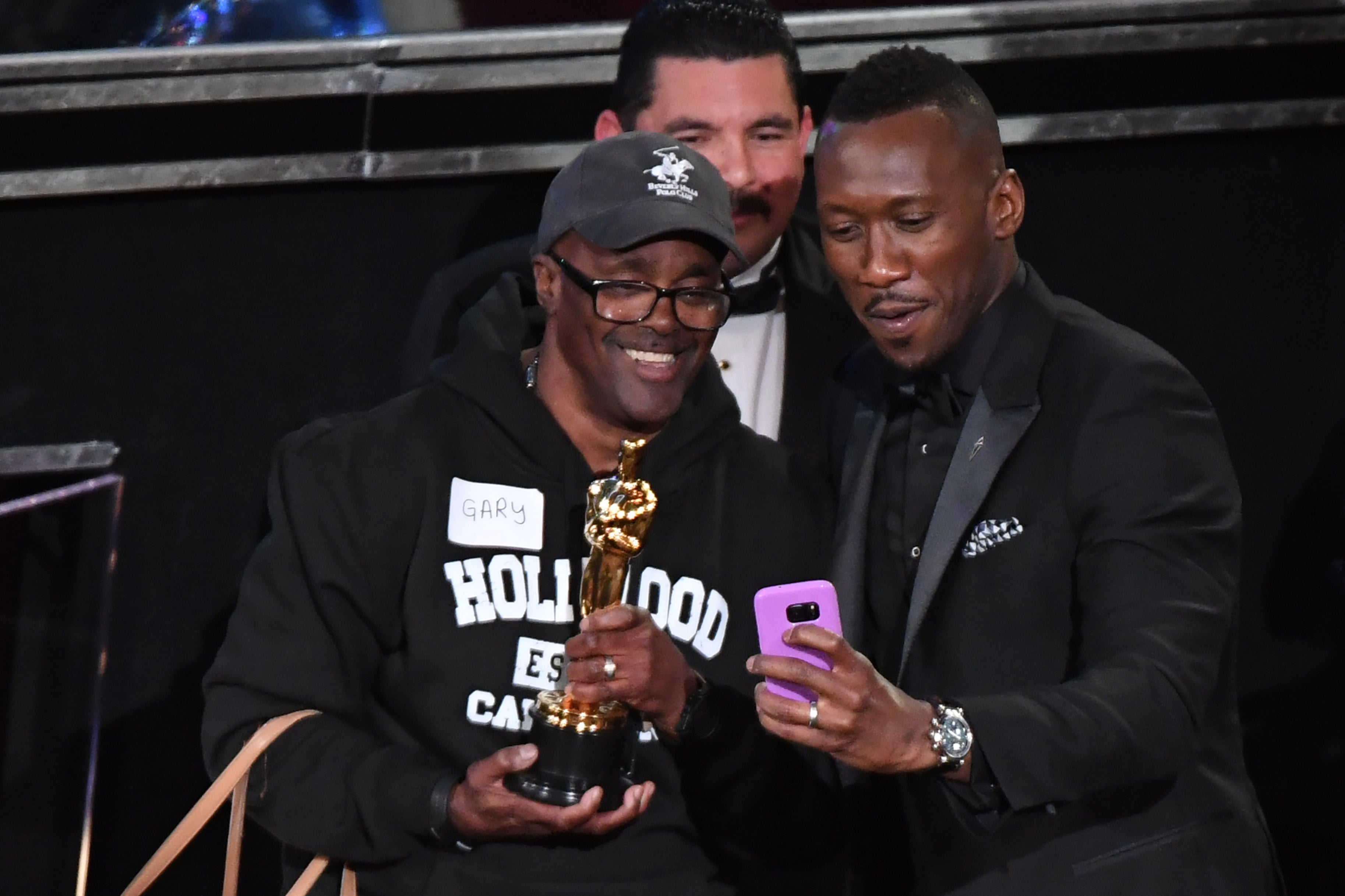 To Be Honest, Gary From Chicago Was The Real Winner Of Oscar Night 2017