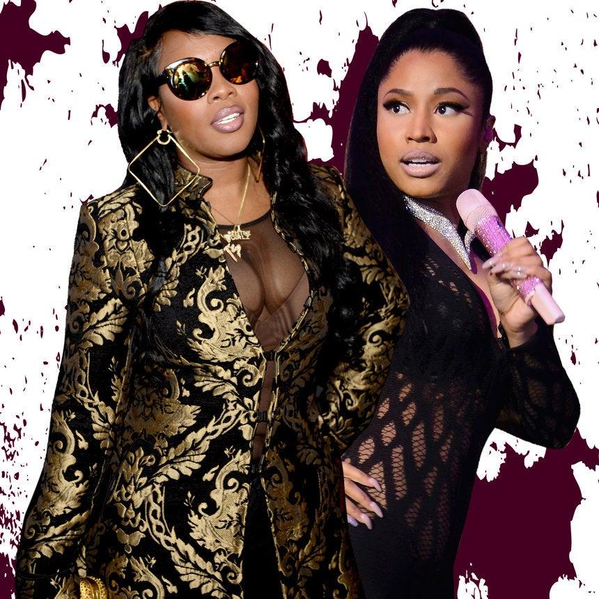 Did Nicki Minaj Just Steal Remy Ma's Ex-Best Friend?