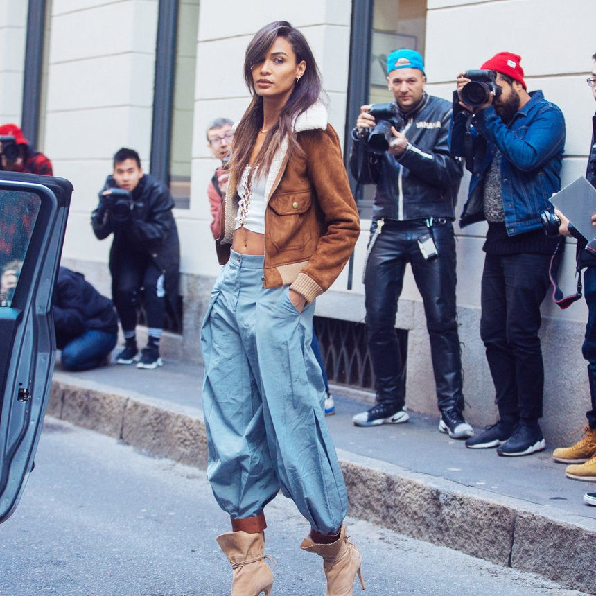 Ciao Bella! The Best Street Style Looks From Milan Fashion Week