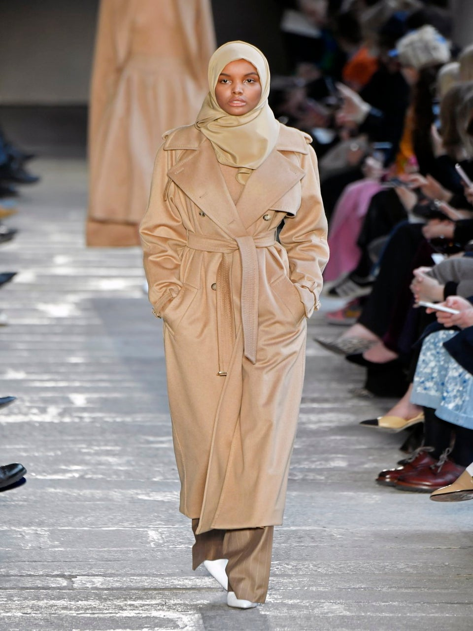Teen Stunner Halima Aden Talks Making Waves In The Modeling World For Proudly Wearing Her Hijab