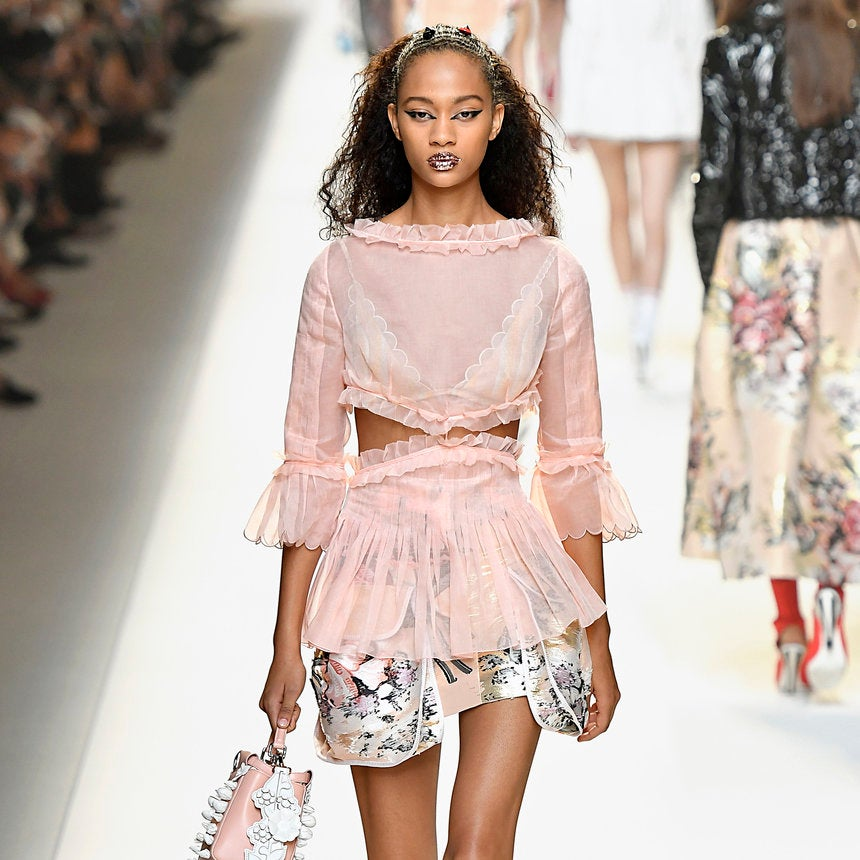 The Prettiest Blush Pink Items to Add to Your Closet For Spring