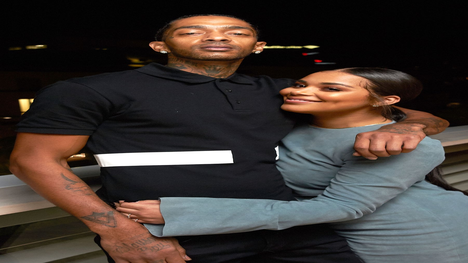 Lauren London Praise Outshines Hate On Twitter After Photo Surfaces
