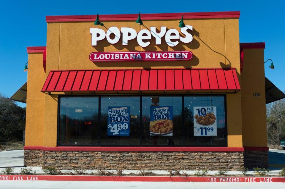 Burger King Owner Pays $1.8 Billion for Popeyes