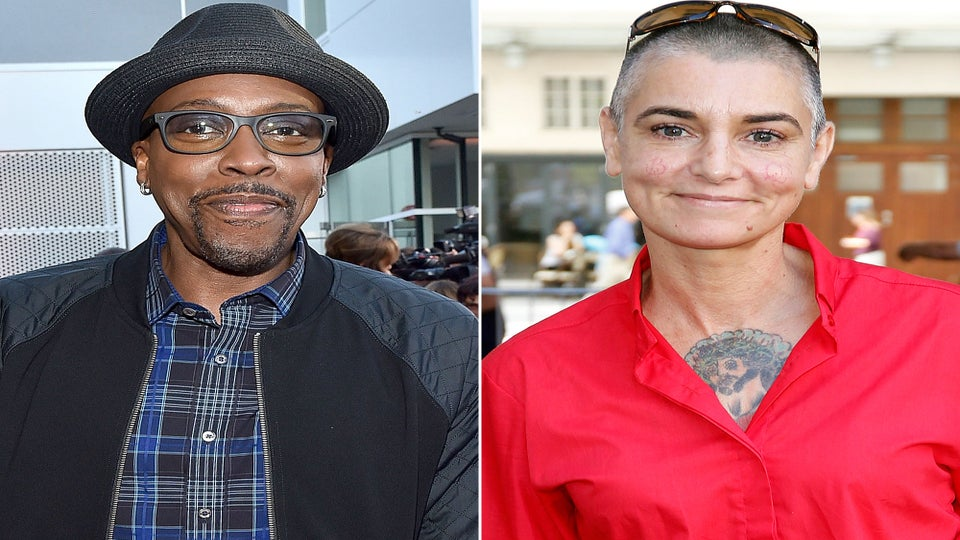 Sinead O'Connor Apologizes For Claiming Arsenio Hall Gave Prince Drugs