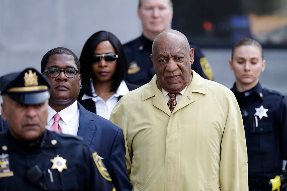 A Judge Has Rejected A Request To Move Bill Cosby's Trial, But Will Bring In Outside Jury