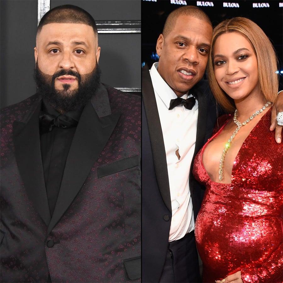 Jay Z And Beyoncé Appear Together On New DJ Khaled Track