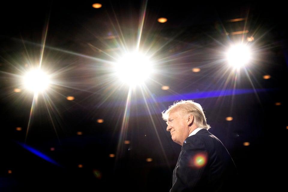 President Trump Announces He'll Skip White House Correspondents' Dinner