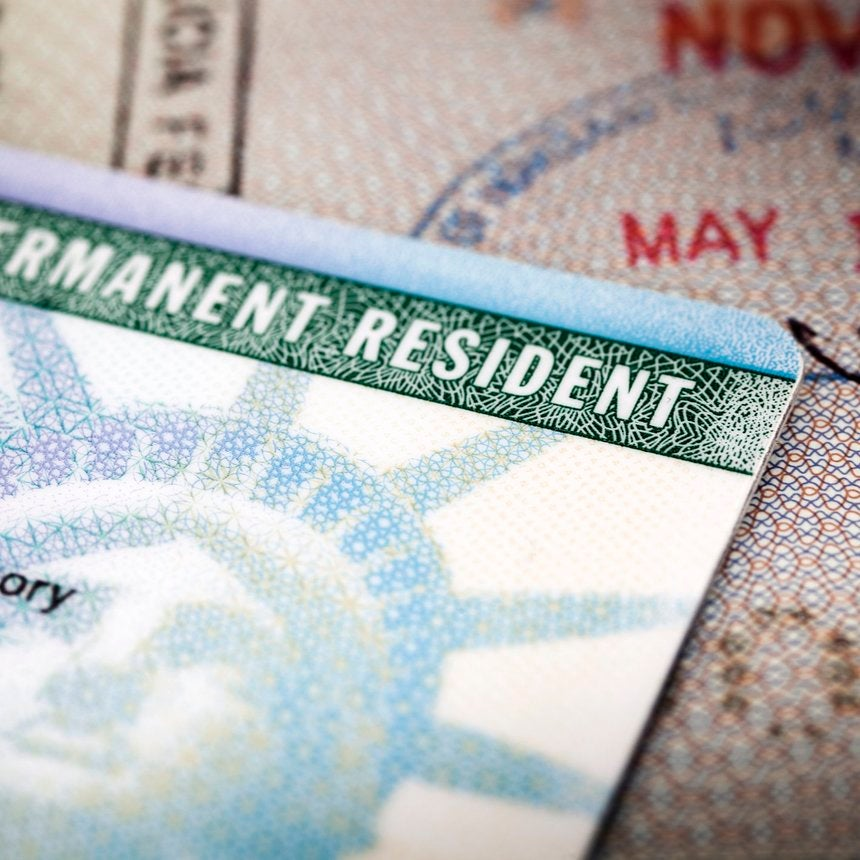 Green-Card Holder Dies A Day After Being Prevented From Returning Home By Trump's Order, Report Says