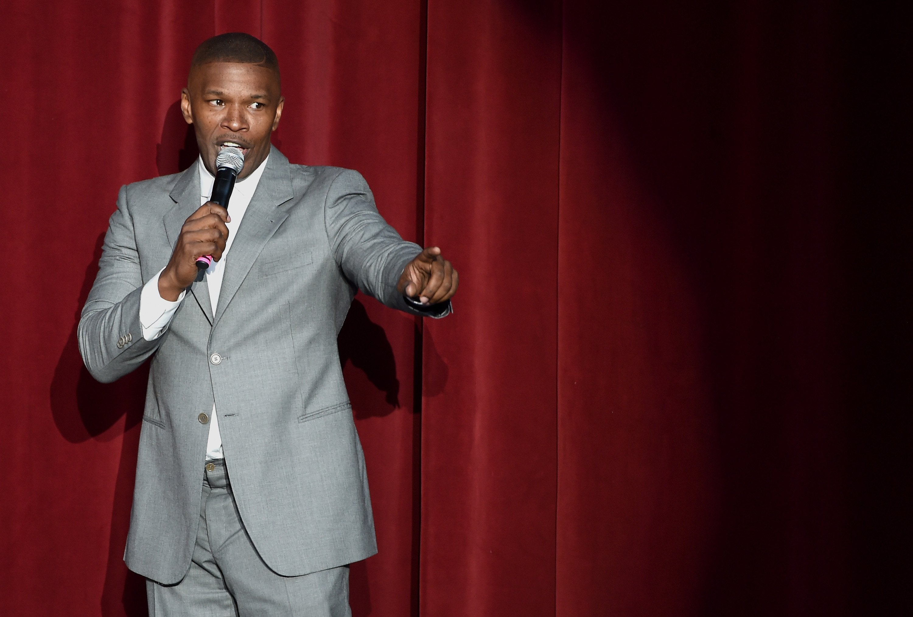 Croatian Police Arrest 2 People Who Reportedly Used A Racial Slur Against Jamie Foxx