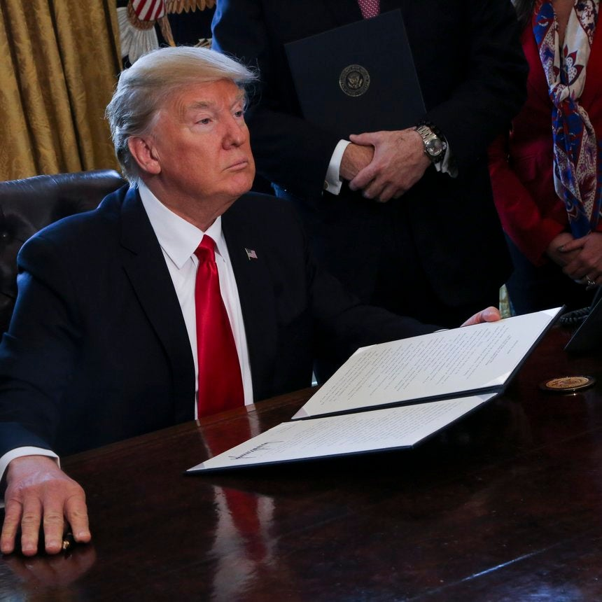 The White House Is Confident Trump's Travel Ban Will Be Restored
