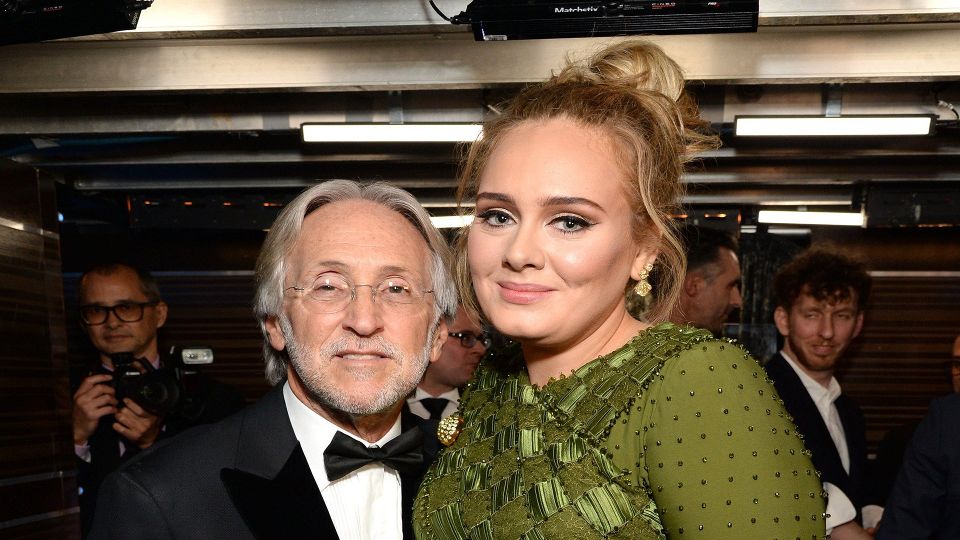 Grammys President Neil Portnow: 'I Don't Think There's a Race Problem at All'