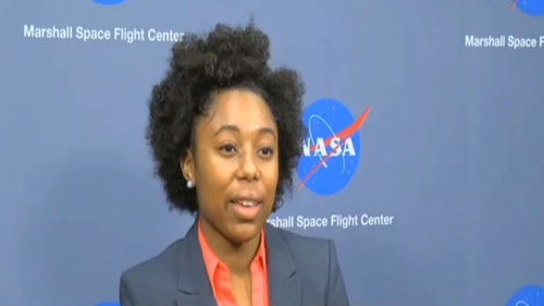 #BlackGirlMagic: This 22-Year-Old Is MIT Student And Already A Space Engineer