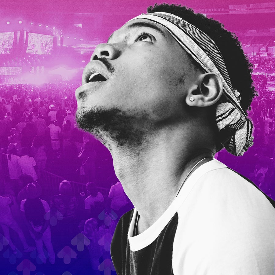 Happy Birthday Chance! 16 Thought Lyrics We'll Never Forget