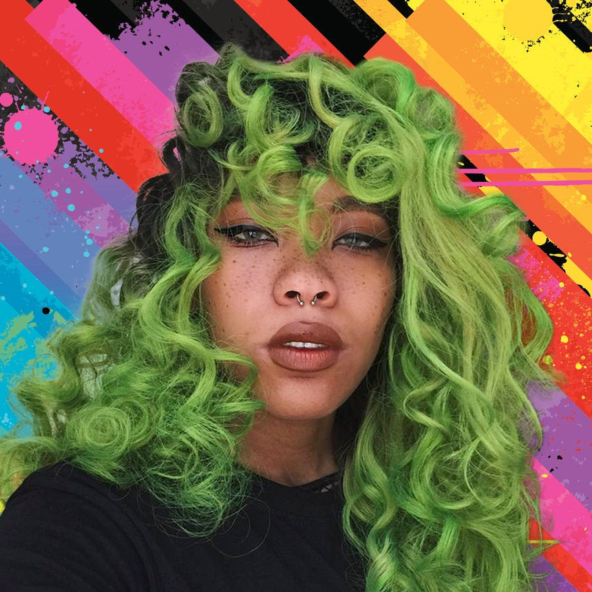 Follow Alert: This Instagram Page Is Full Of Technicolor Hair Inspo