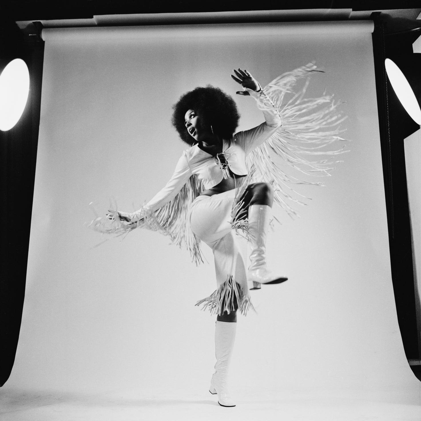 Black Beauty History: Marsha Hunt, Renaissance Woman Of The '60s