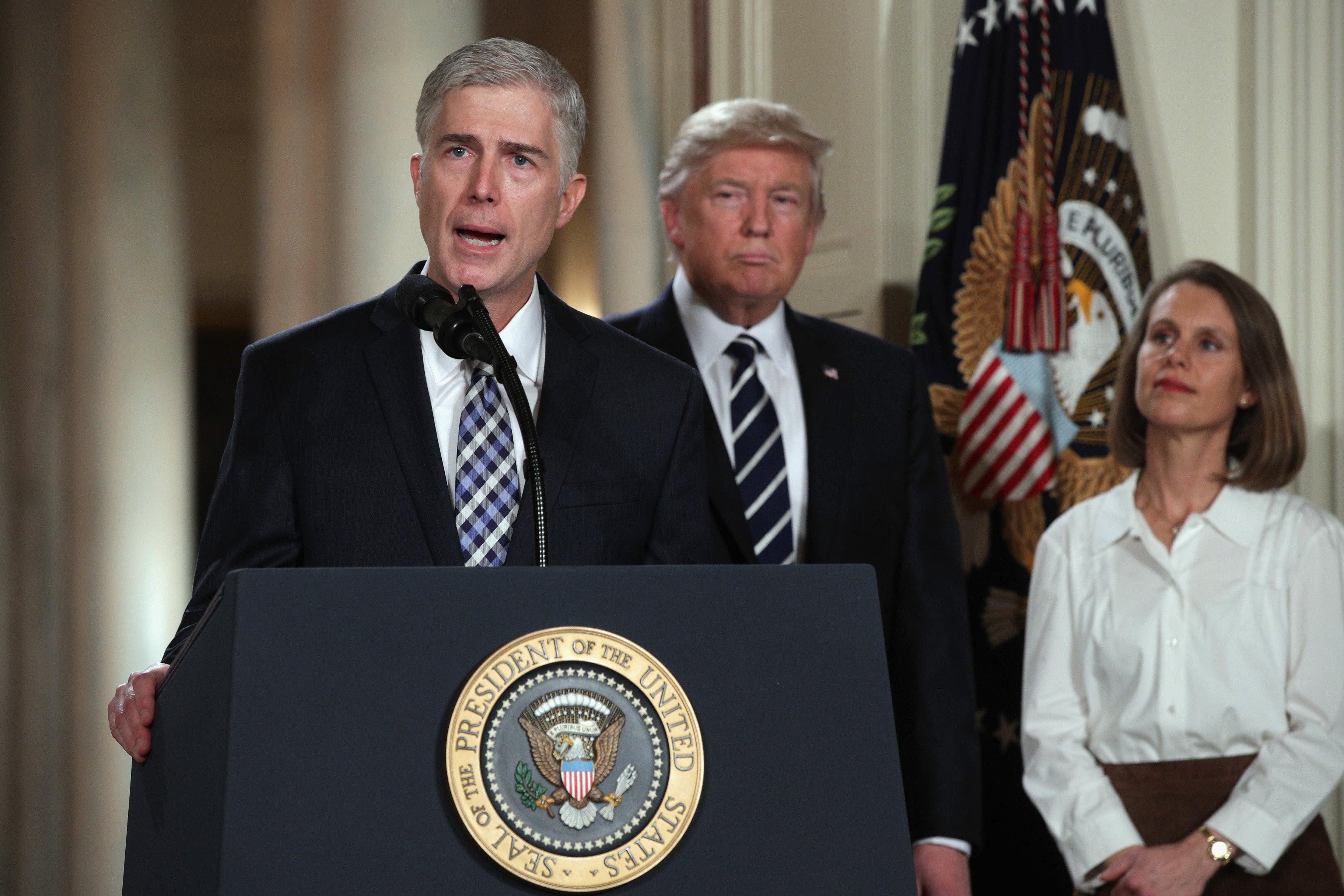 Will Democrats Stop President Trump's Supreme Court Nominee?