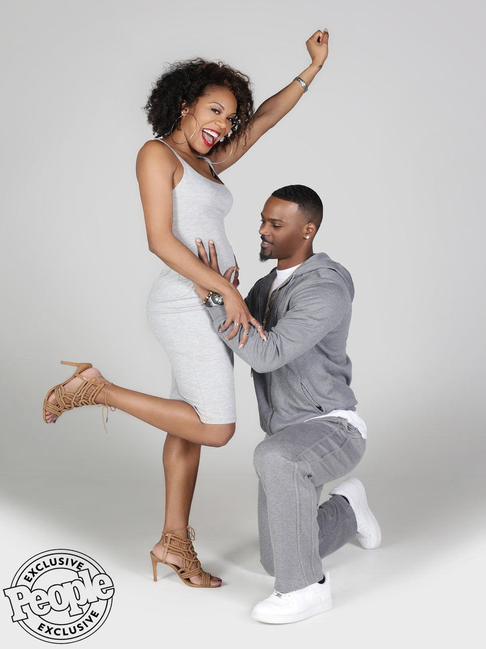 Aaron Ross and Sanya Richards-Ross Expecting First Child