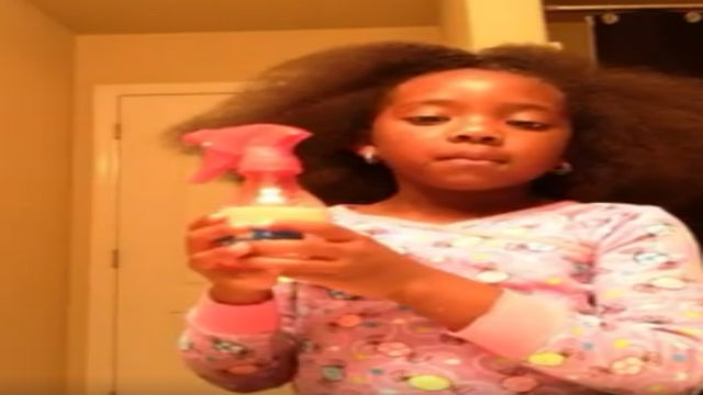 This Five-Year-Old's Video Tutorial Goes Hilariously Wrong Because She Has 'Too Much Hair'