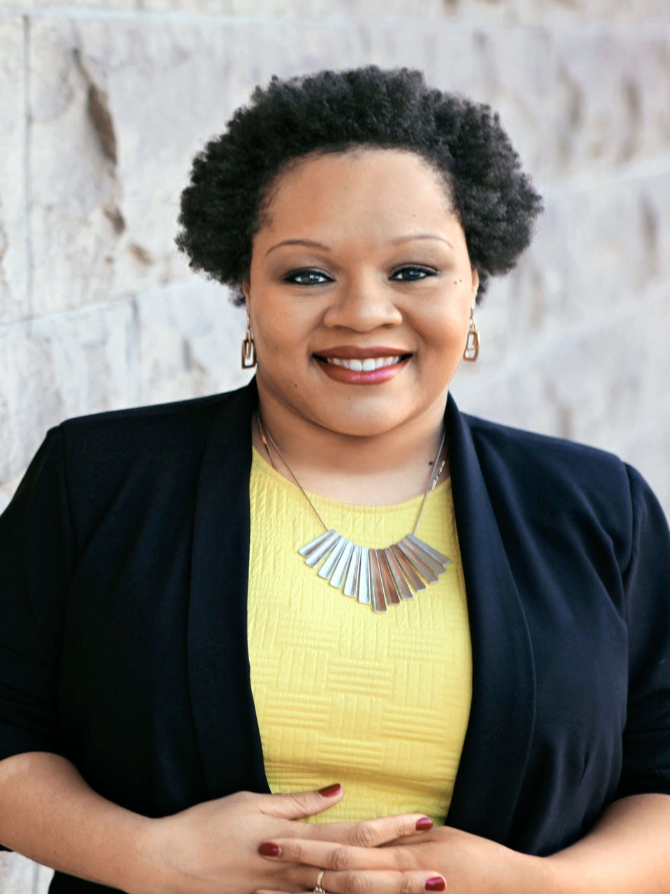 Journalist Yamiche Alcindor Is Giving A Voice To The Voiceless