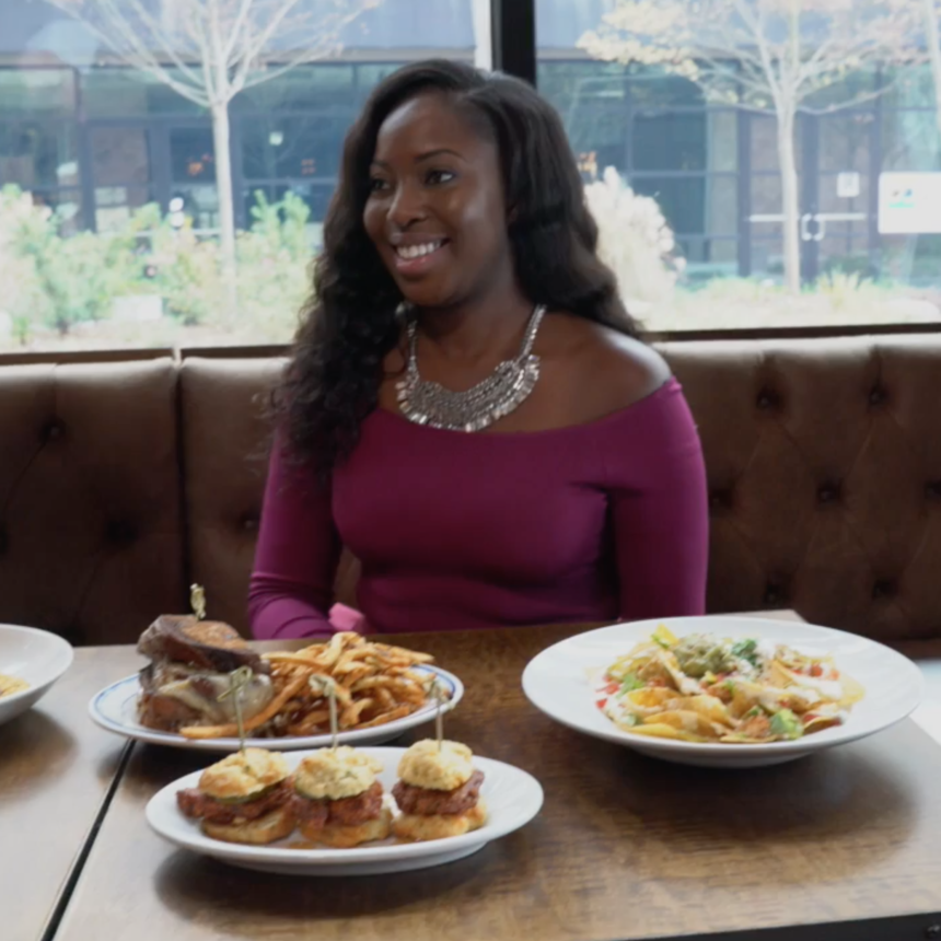 Sponsored: ATLFoodBloggerEating With Erica