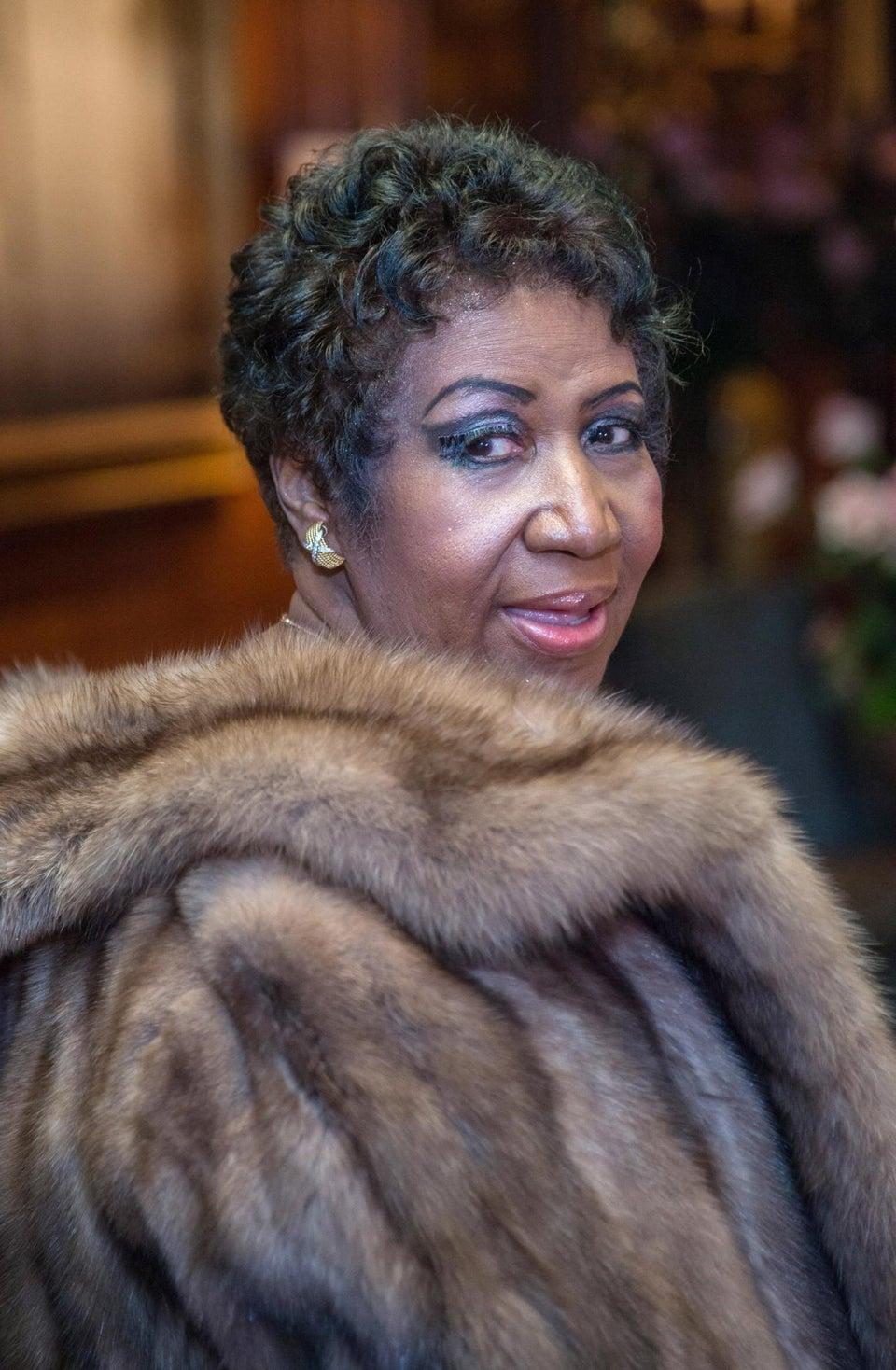 Say It Ain't So! Aretha Franklin Is Retiring
