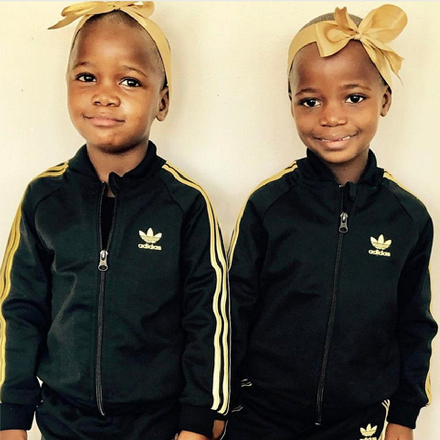 Cutest Little Athletes! Madonna Shares Sweet New Photo Of Twin Daughters In Matching Tracksuits