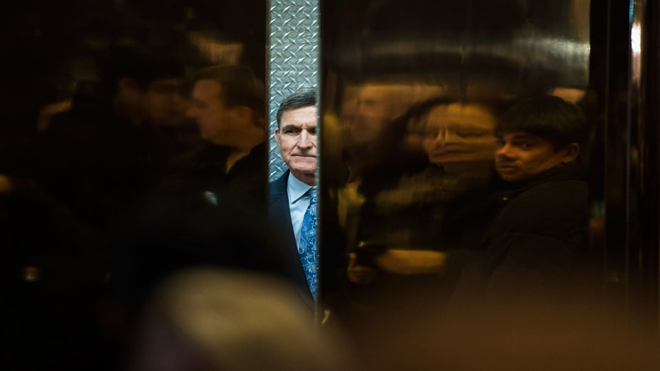 Read Michael Flynn's Resignation Letter From The Trump Administration