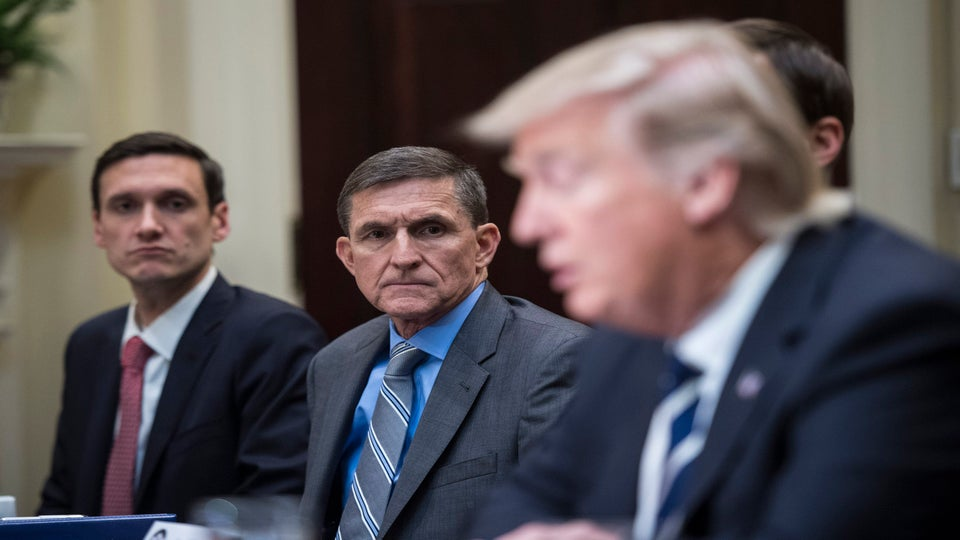 White House Declines To Publicly Defend National Security Advisor Michael Flynn
