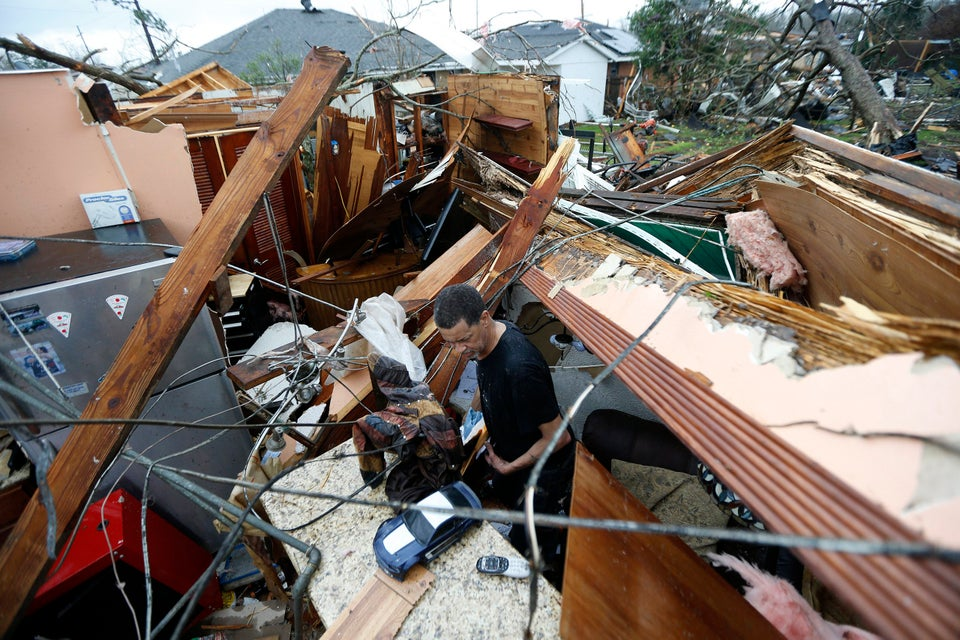 Thousands Left Without Power After Tornadoes Wreak Havoc On Louisiana