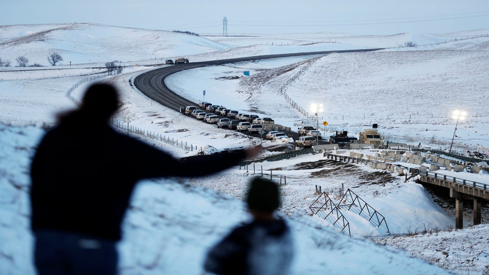Army Engineers Have Been Told to Let the Dakota Access Pipeline Proceed, Senator Says