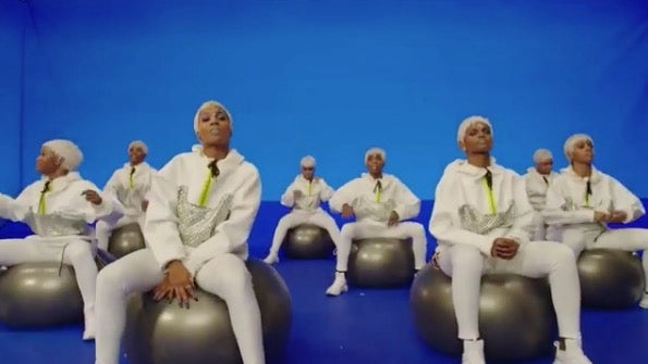 Missy Elliott's New Video Involves a Crazy Cool Routine on Exercise Balls