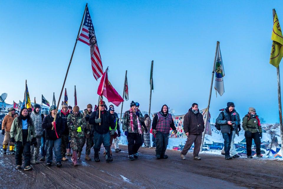 Judge Rejects Tribes' Request To Halt Dakota Access Pipeline Construction