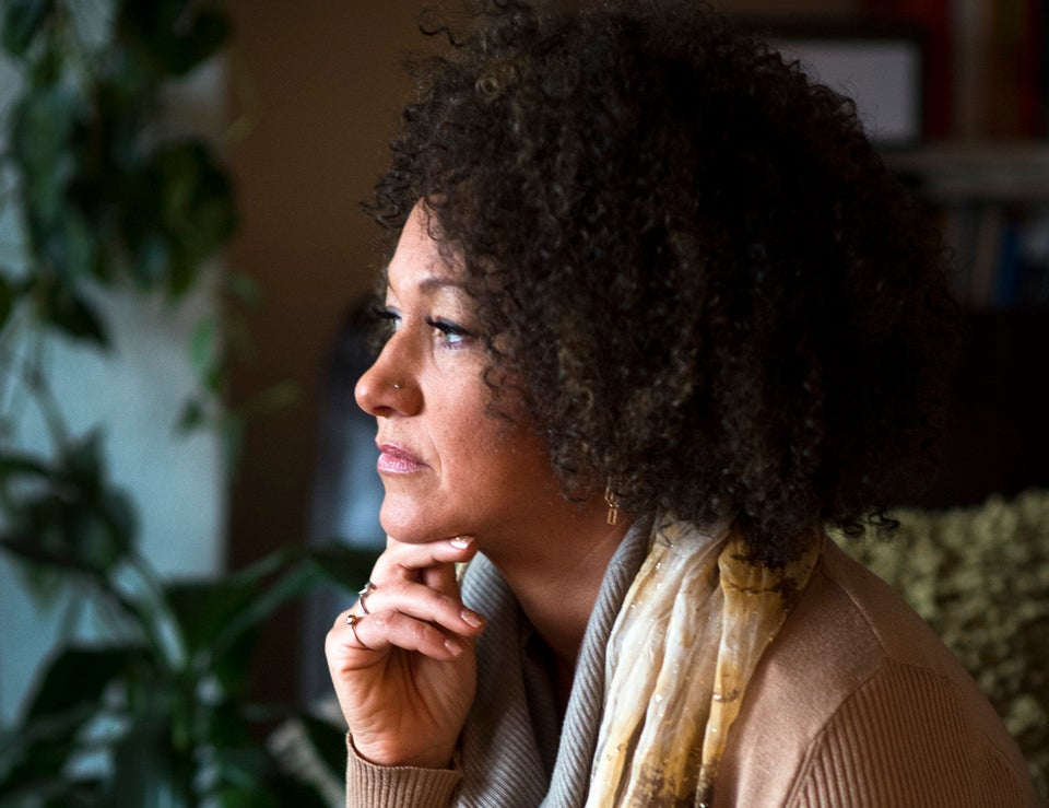 Rachel Dolezal: A Nigerian Igbo Man Chose My New Name