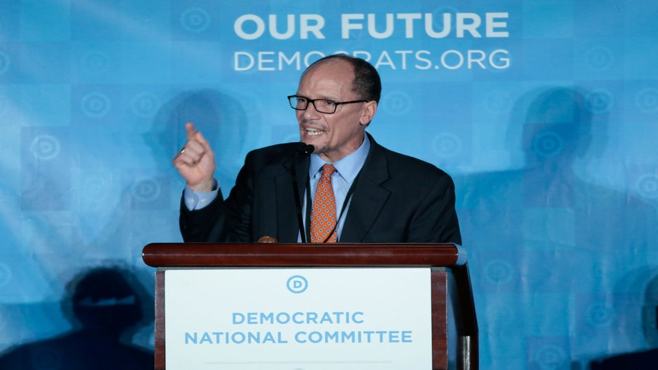 Former Labor Secretary Tom Perez Voted National Democratic Party Chairman