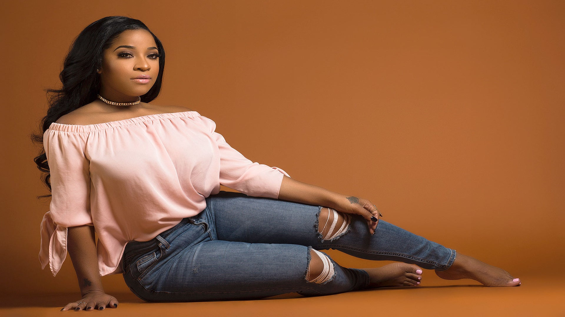 Reality Star Toya Wright Says Diet and Exercise Have Helped Her Deal with Fibroid Pain