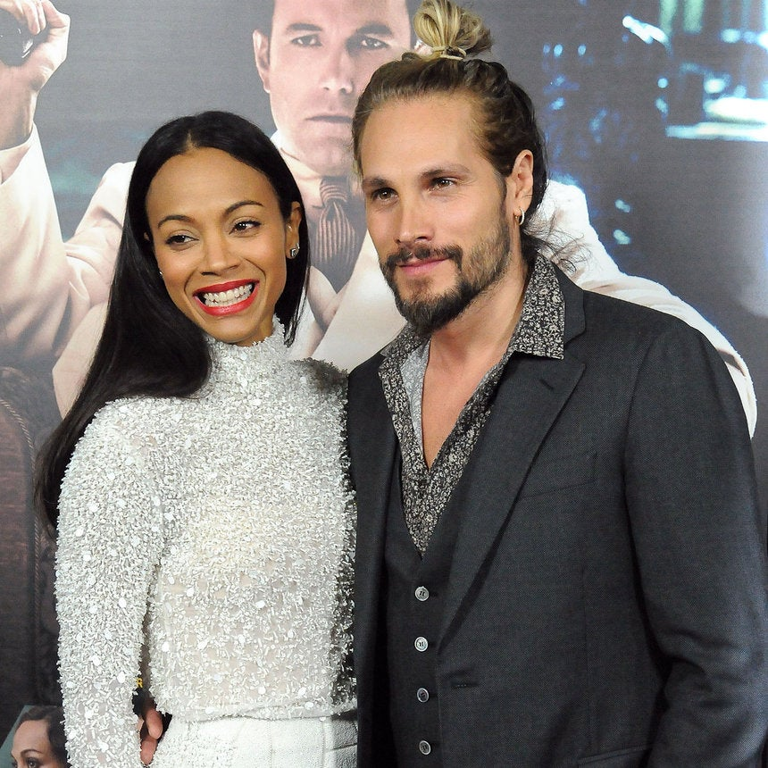 Zoë Saldana Welcomes Third Child — Find Out His Unique Name