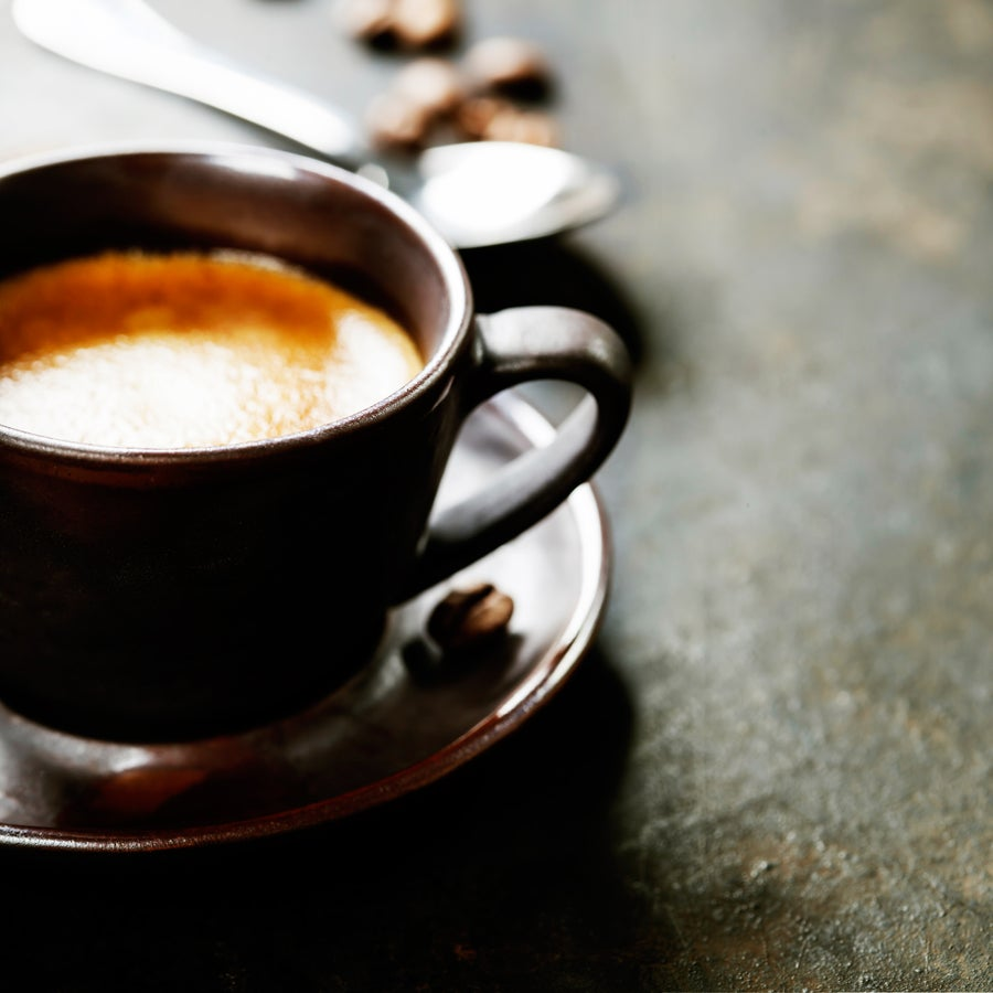 FYI, Too Much Coffee Can Be Bad News For Your Skin