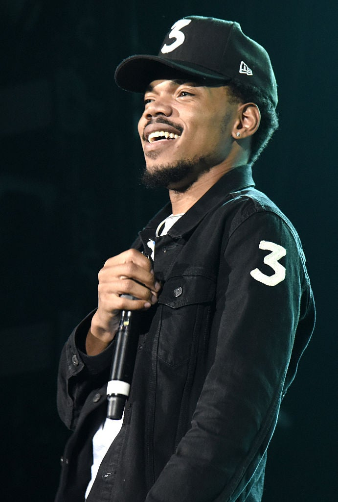 Do You Think Chance The Rapper And Tamar Braxton Would Make Good Politicians?