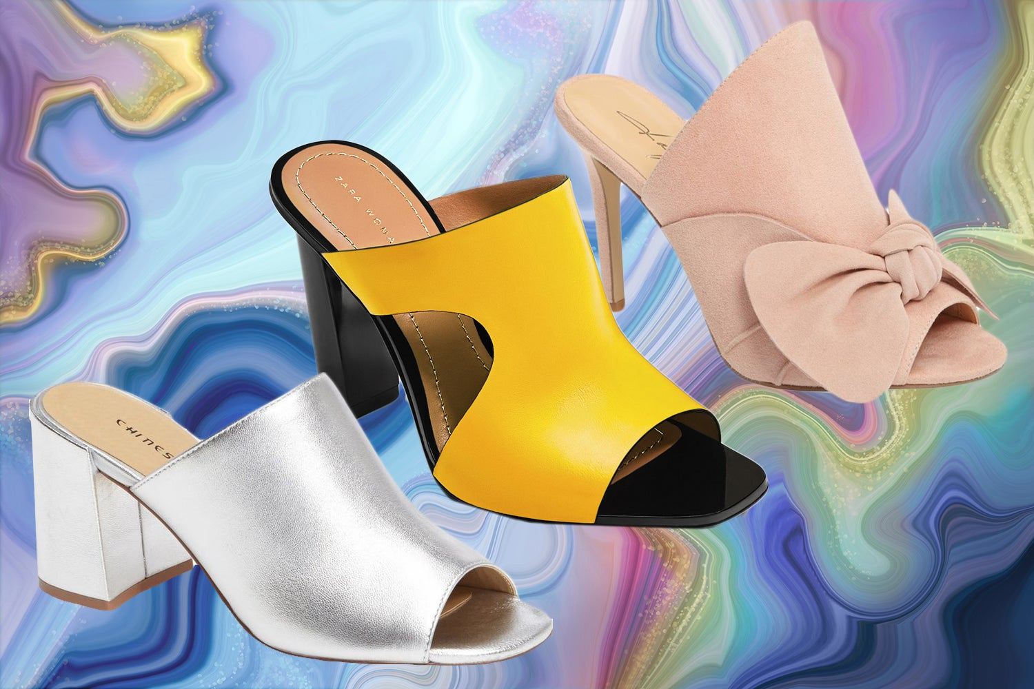 These 11 Mules Will Revive Your Shoe Game For Spring