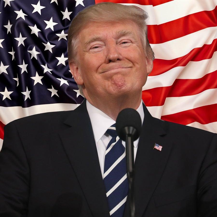Big Empty Words: An Analysis Of Trump's Speech to Congress